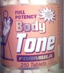 Bodytone formula
