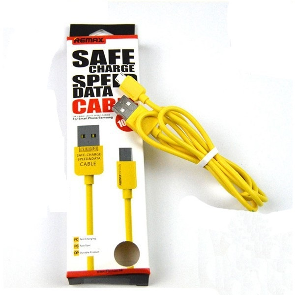 Remax Safe Charge Speed Data Cable