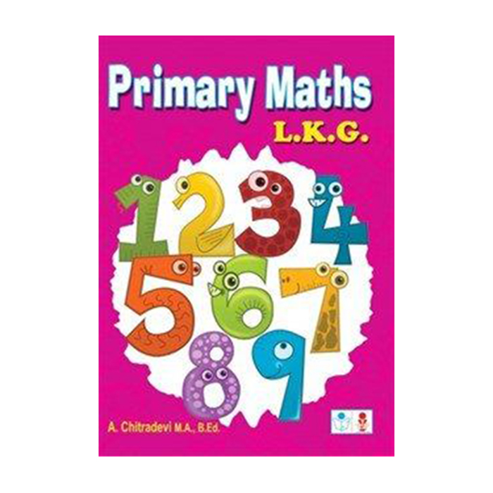 Sura's Primary Maths L.K.G D400094 large 1