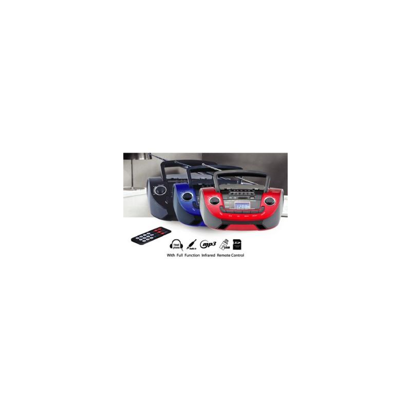 Linda i KONET Rechargeable Portable Radio