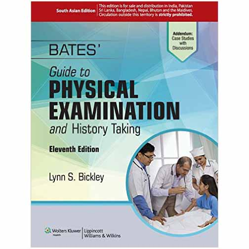 Bates' Guide to the Physical Examination and History Taking 11E A010532 large 1
