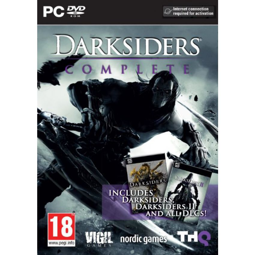 Darksiders Complete Collection large 1