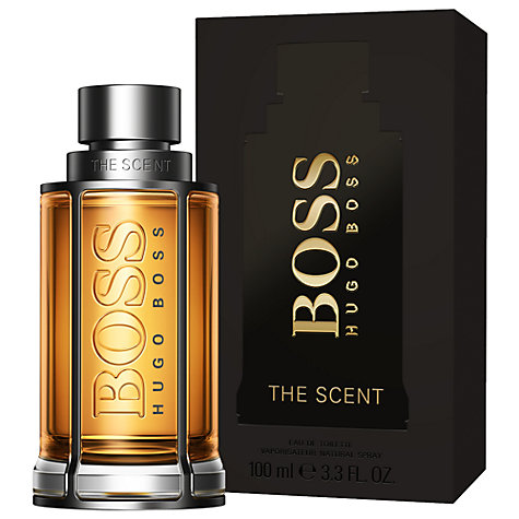 Hugo Boss Scent Mens Eau De Toillette 100ml large 1