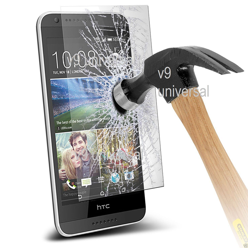 HTC Desire 620 Original Tempered Glass large 1