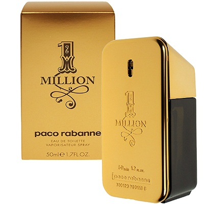 1 Million By Paco Rabanne For Men large 1