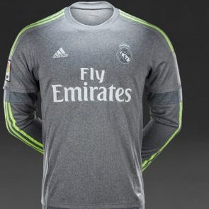 Real Madrid Long Sleeves Jersey large 1