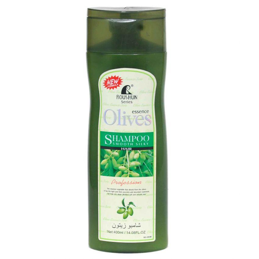 Olives Shampoo 400 ml large 1