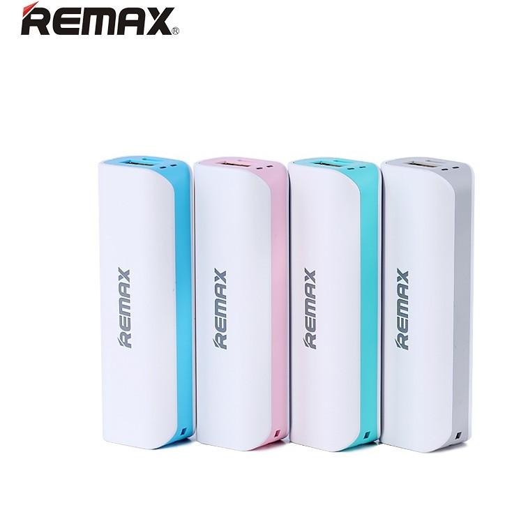 Remax Mini White Power Box 2600mAh Lithium Battery Power Bank