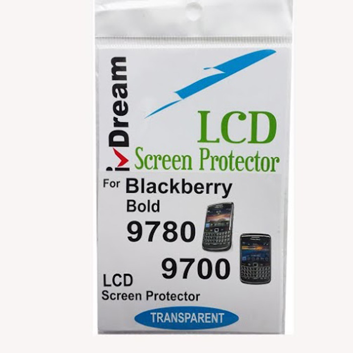 Blackberry 9780 LCD Screen Protector