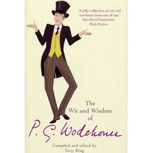 The Wit And Wisdom Of P.G.Wodehouse J280153 large 1