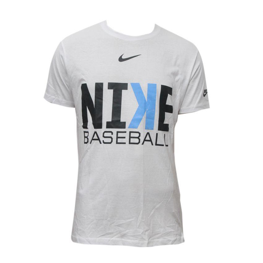 Baseball White T Shirt
