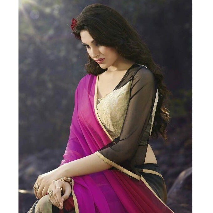 Summer Designer Saree SR1482 large 2