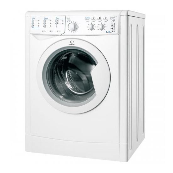 INDESIT Washing Machine IWC 8128 B EU