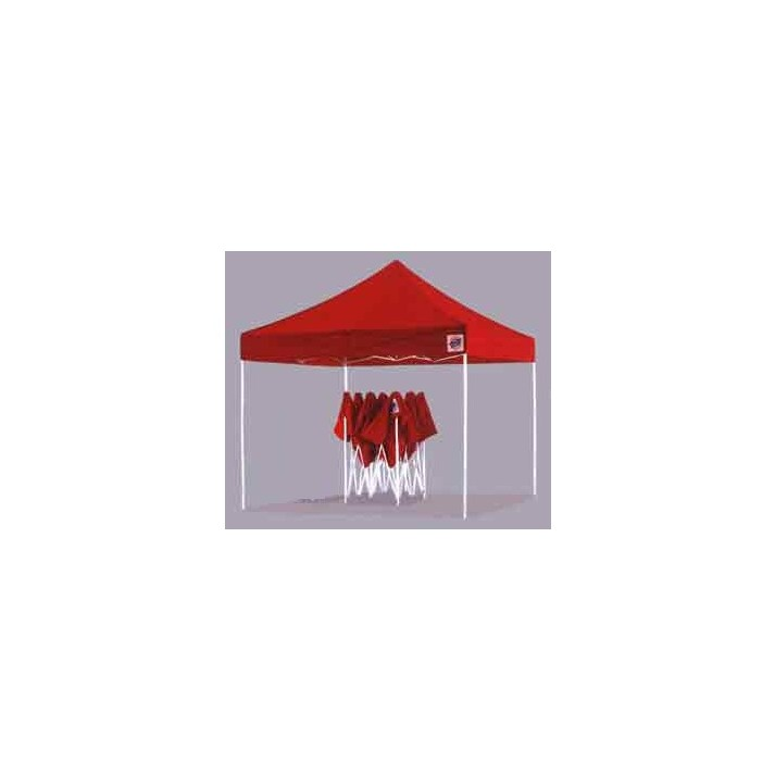 Folding Canopy Tent with Powder Coated white color Frames large 1