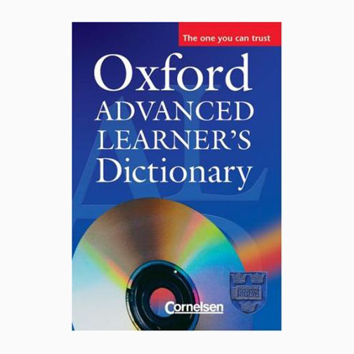 New Oxford Advanced Learner Dictionary-9E with CD Soft Cover B031800 large 1