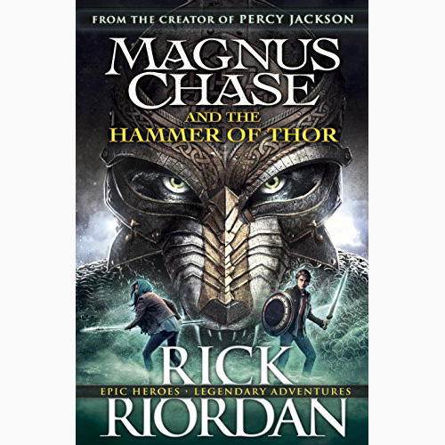 Magnus Chase and the Hammer of Thor large 1
