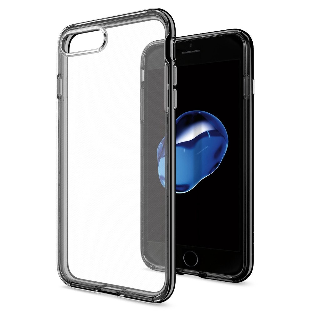 IPhone 7 Crystal Hybrid case