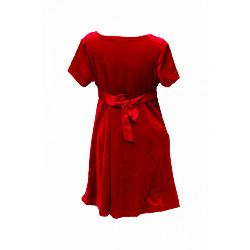 Xmas Party Dress Red large 1