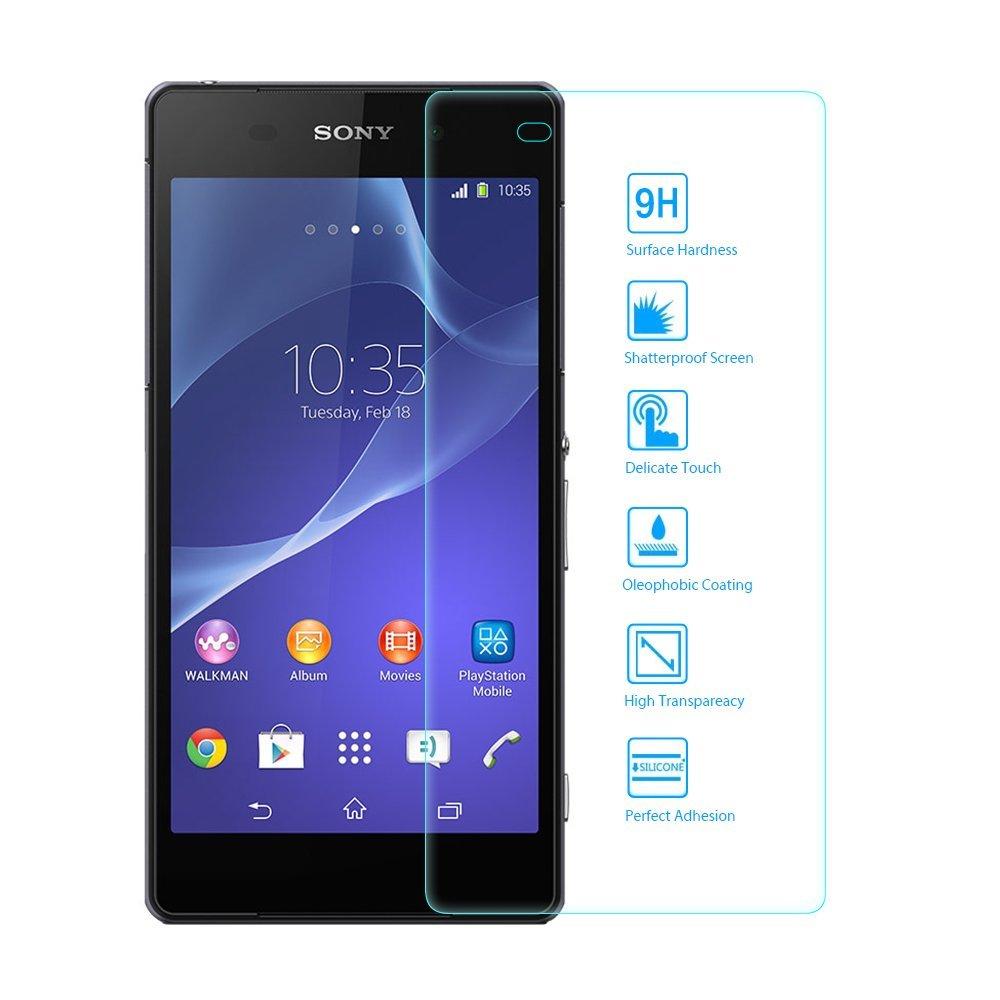 Sony Z2 Tempered Glass