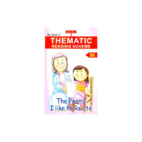 My Book Of Thematic Reading Scheme-3D B840012 large 1