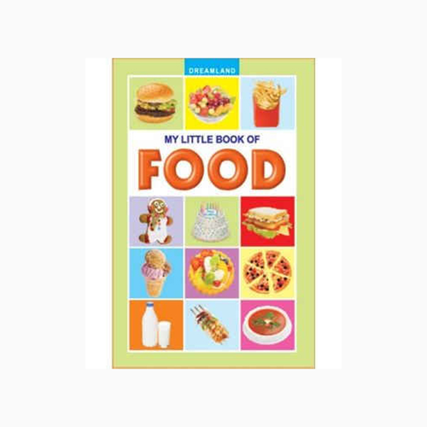 My Little Book Of Foods B430252 large 1