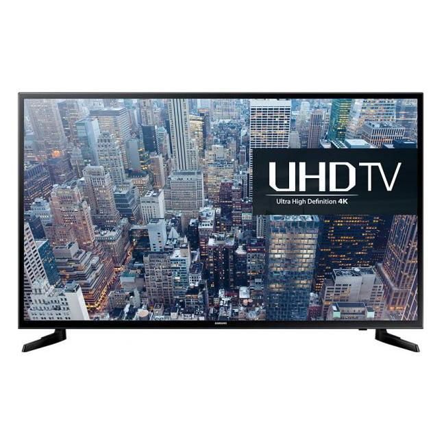 Samsung 40 Inch 4K UHD TV 40JU6000