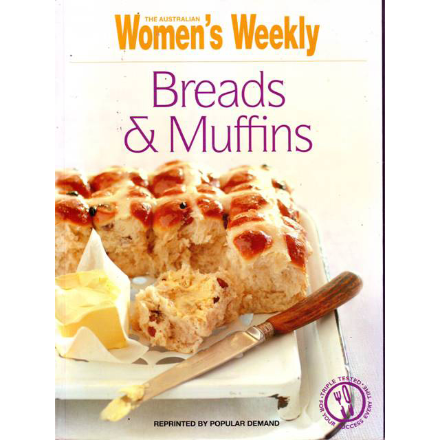 Womens Weekly Breads Muffins large 1