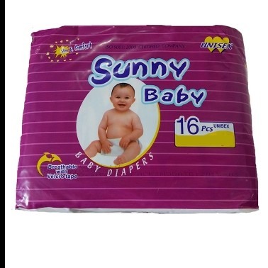 Sunny Baby Diapers Medium large 1