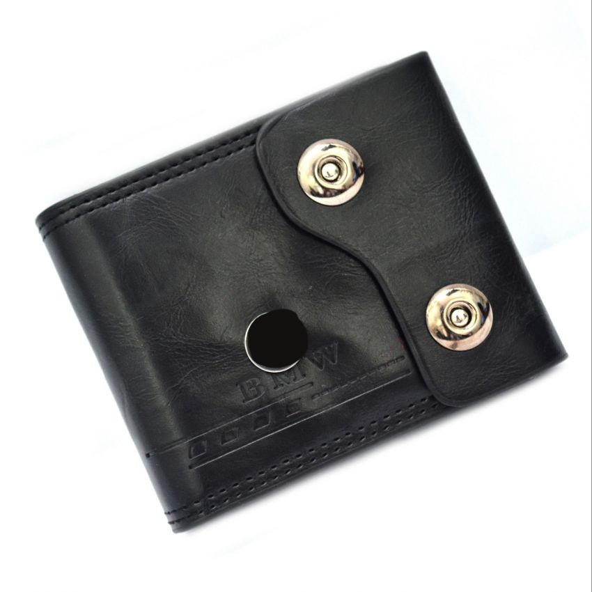 Casual Leather Make Men's Wallet large 1