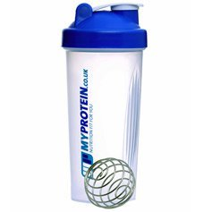 Gym Protein Shaker Bottle large 1