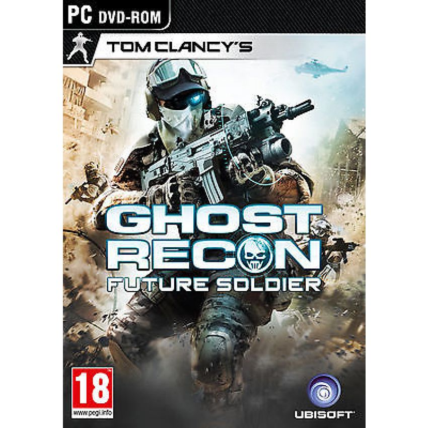 Ghost Recon Future Soldier large 1
