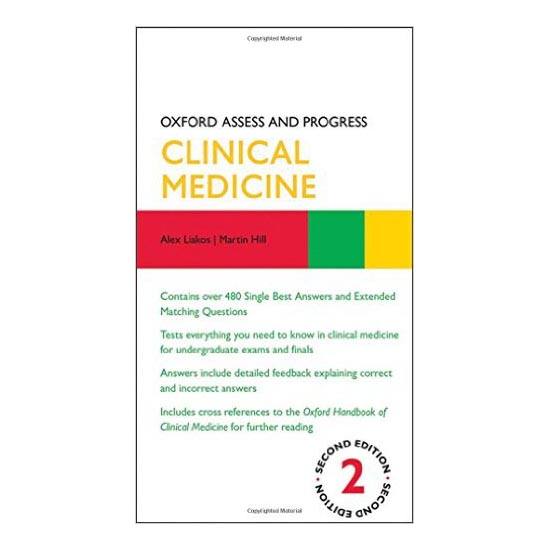 Oxford Assess and Progress Clinical Medicine 2nd Edition A100241 large 1