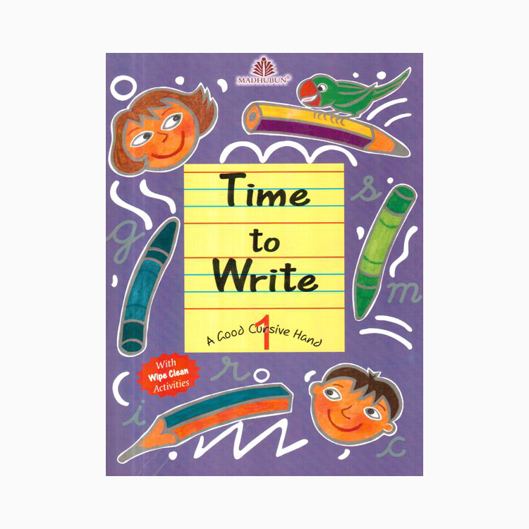 Time To Write-1 Revised Edition B320956 large 1