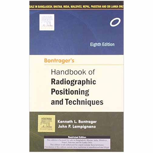 Bontrager's Handbook of Radiographic Positioning and Techniques 8E A200412 large 1