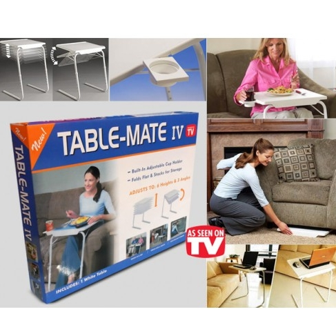 Table Mate IV with Cupholder large 1