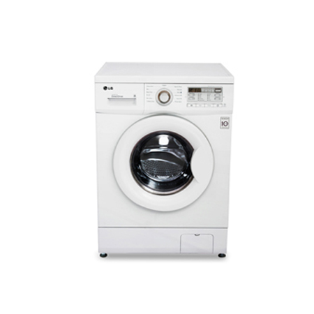 LG Washing Machine WD1280QDP large 1