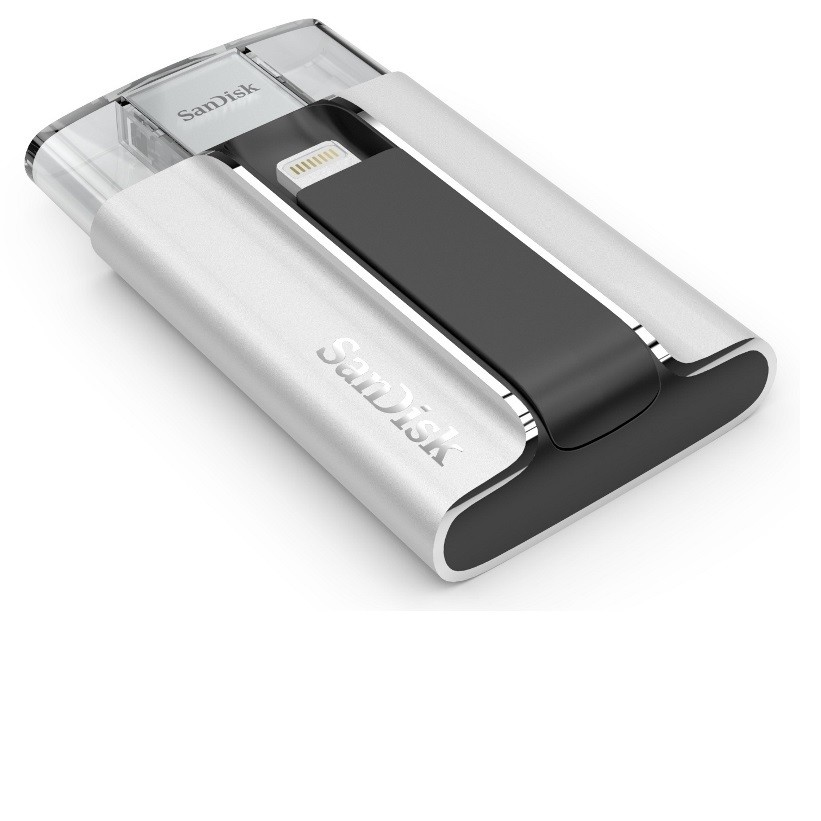 SanDisk Ixpand Flash Drive 16 GB large 1