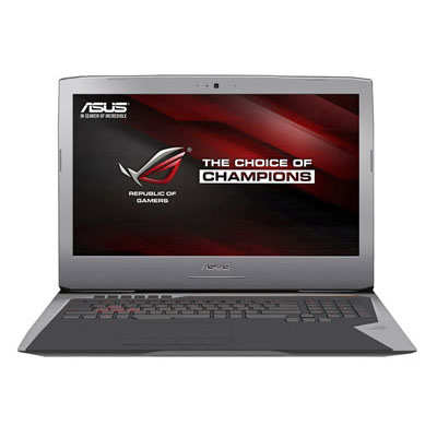 Asus ROG G752VY GC387T Laptop