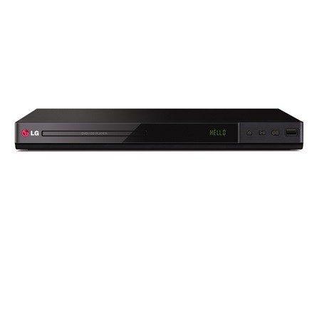 LG DVD player DP432