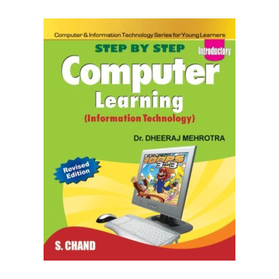 Step By Step Computer Learning-1 Revised Edition B260687 large 1