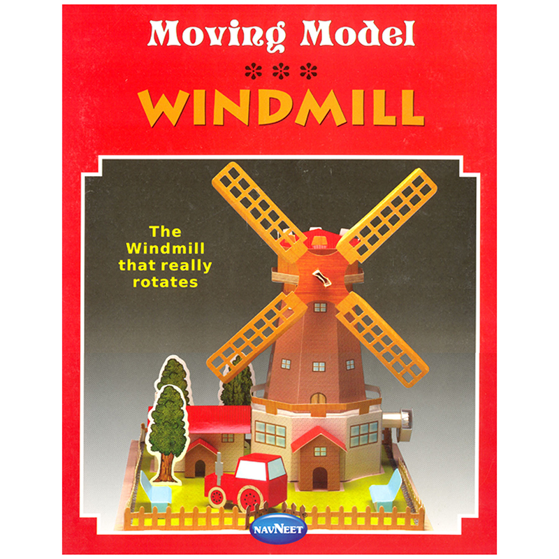 Moving Model Windmill B470496 large 1