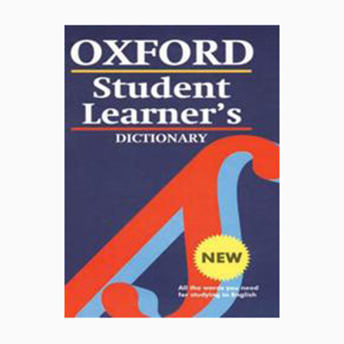 Oxford Student Learner's Dictionary B030696 large 1