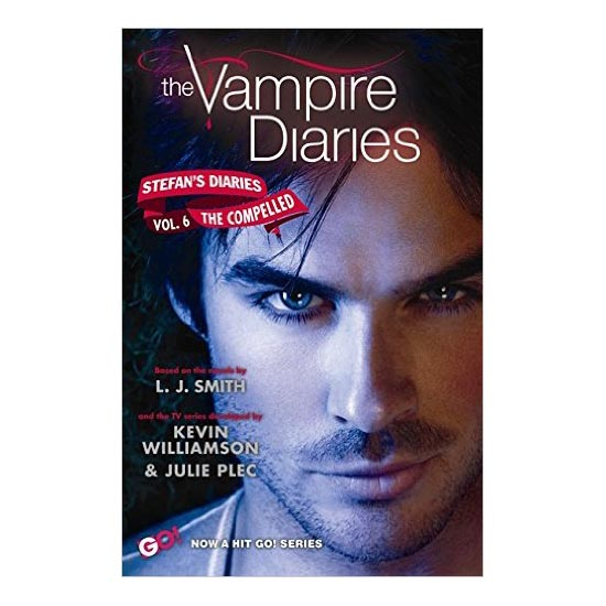 The Vampire Diaries Stefan's Diaries The Compelled B910056 large 1