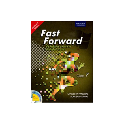 Fast Forward Class-7 New Windows 7 Edition B031404 large 1