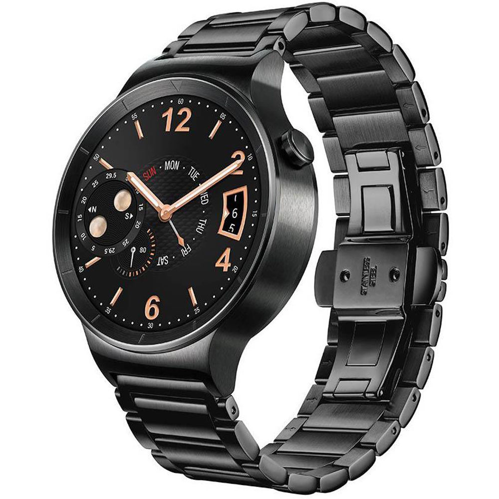 Huawei stainless steel Smartwatch large 1