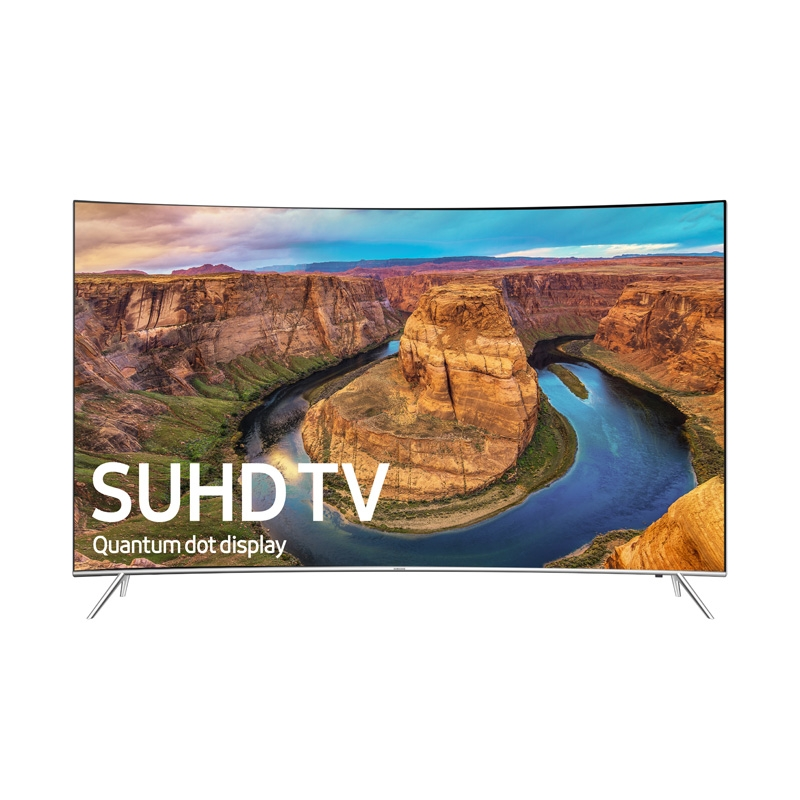 Samsung 55 Inch Curved 4K SUHD Smart LED TV 55KS8500