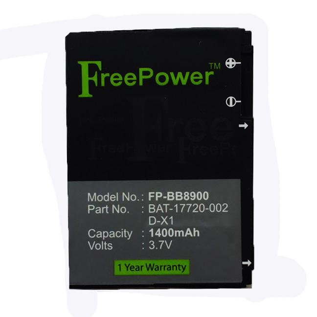 Blackberry Jupitor Battery