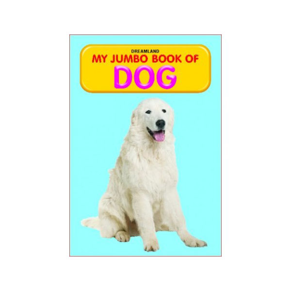 My Jumbo Book Of Dog B430437 large 1