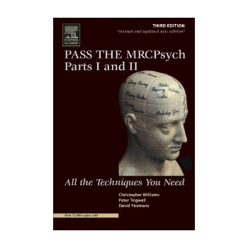 Pass The MRCPsych Parts 1 and 2 A050229 large 1