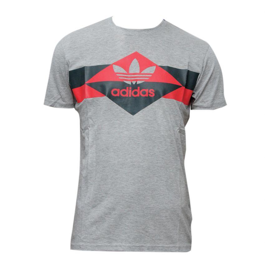Mens Grey T Shirt